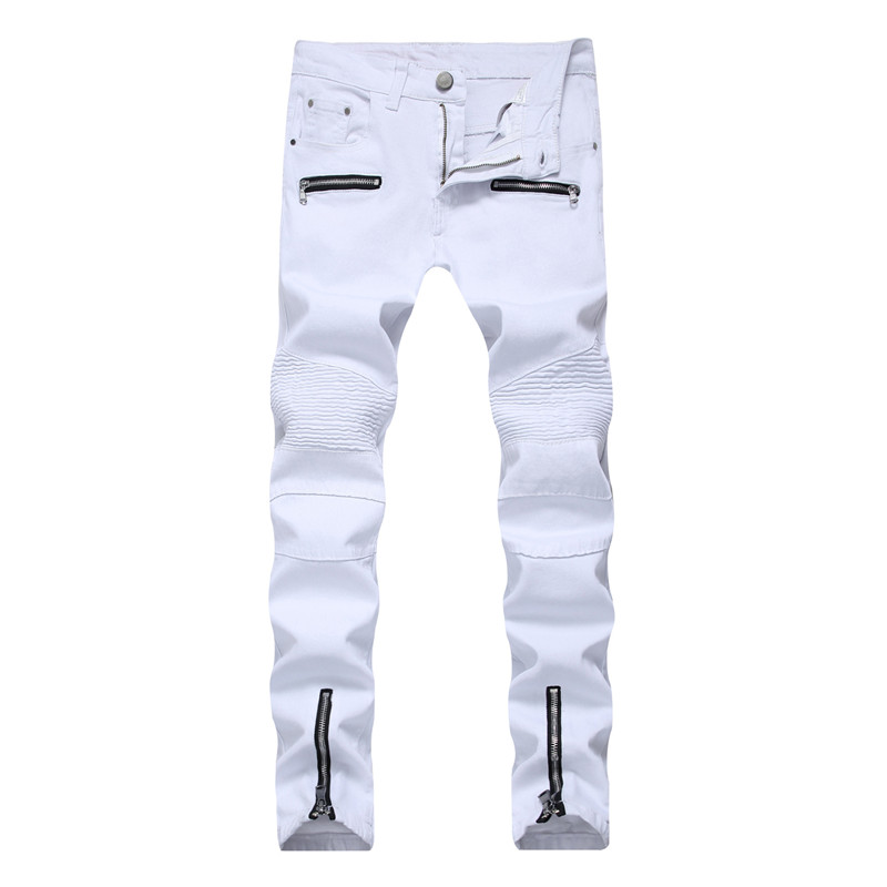 Mens White Used Tuxedo Pants Cheap Trousers Adjustable Costume Theater Stage