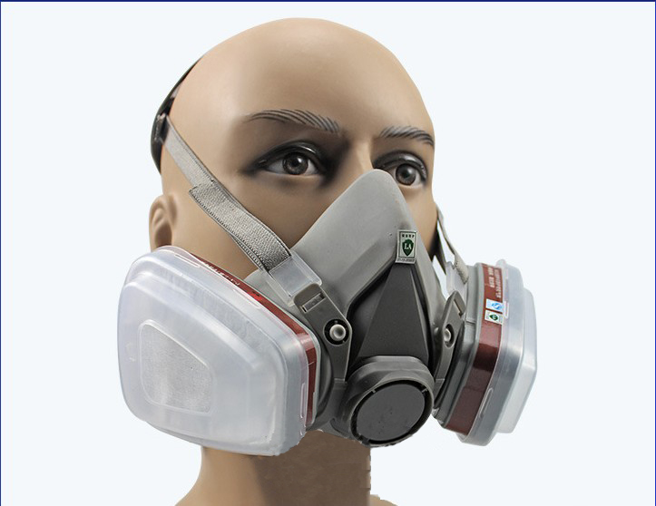 Air Cleaning P100 Particulate Filter Cotton for 3M 6200 7502 Double Gas Mask TR
