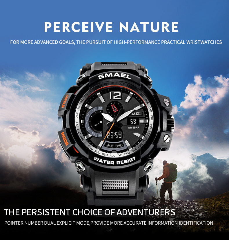 1 mens watches top brand