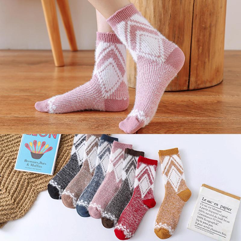 Kawaii Frauen Karikatur-Abbildung weiße Strumpf Baumwoll Socken New.~//