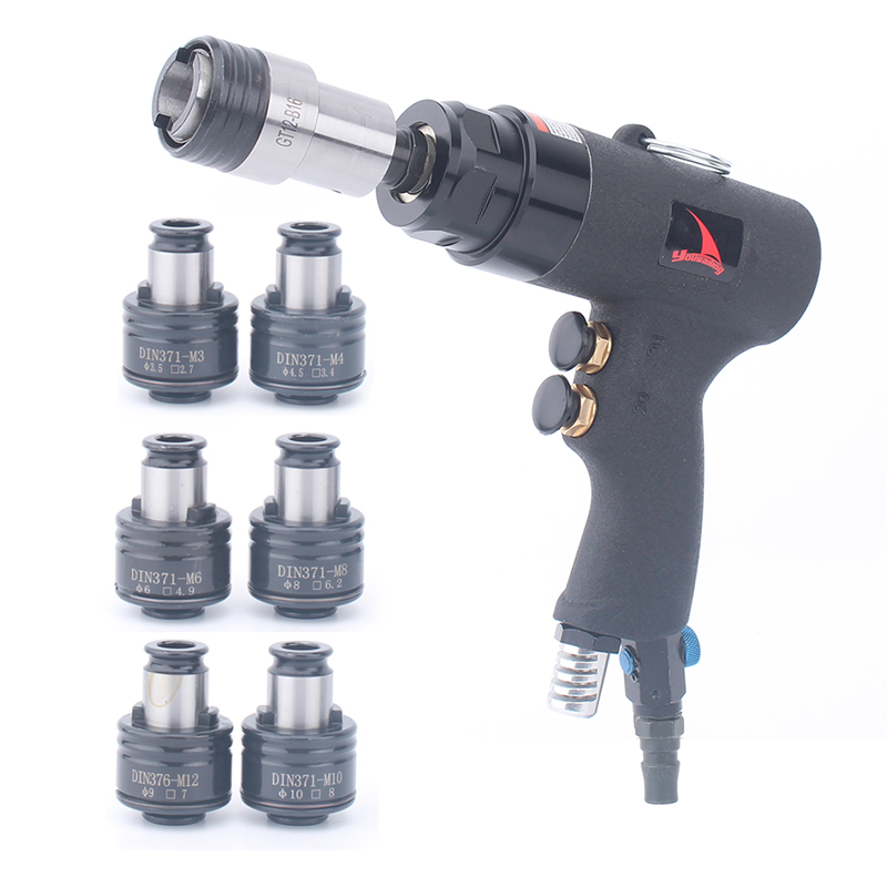 Mandrin de perceuse professionnel pour travaux l/égers sans cl/é pour machines-outils et outils portatifs Alliage B18 1-16mm Adaptateur autobloquant Cliquez sur pour CNC Fraisage Outil de tour