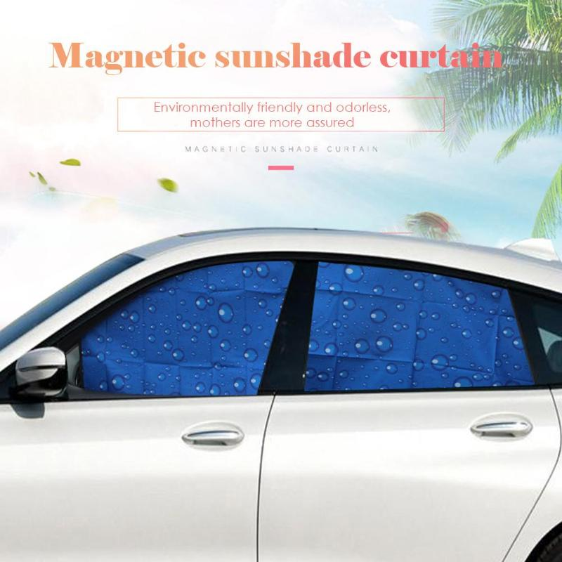 folowe Praktische reflektierende Isolierungs-Auto-Windschutzscheiben-Sonnenschutz-Sonnenblende-Schutz Heckscheibe