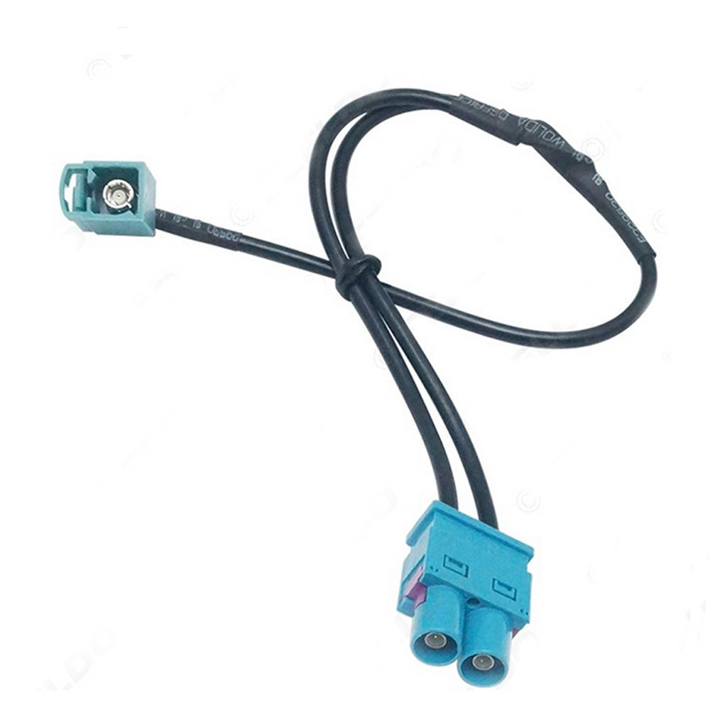 CARAV 13-007 DIN antenna adapter 1 x Fakra DIN m Z