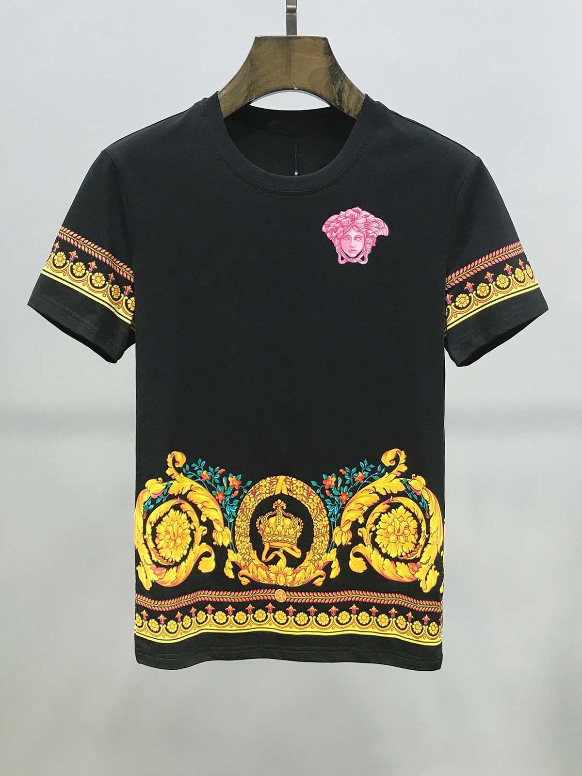 Hommes Femmes Unisexe T Shirt crâne poignard Tatouage Style Rétro Cool look tendance