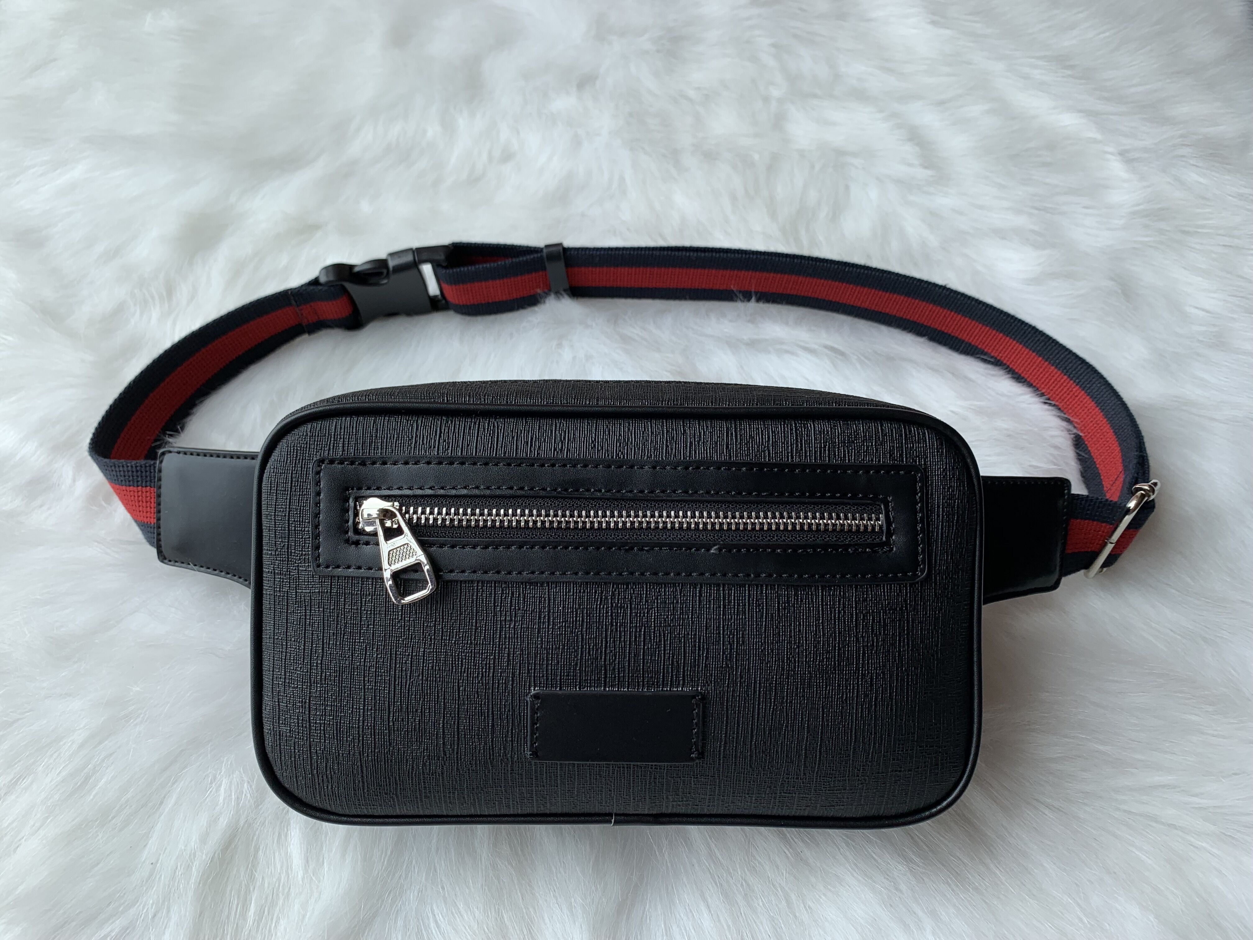 Genuine Leather Large Bum Bag,Waist Bag//Belt By Deluxe Explorer