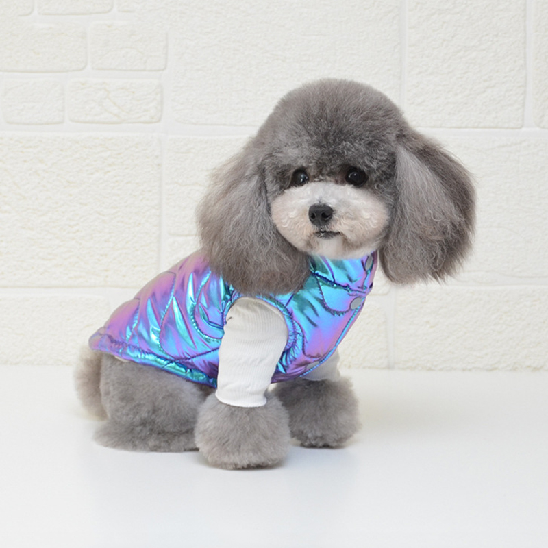 Dog Vest Stylish Cartoon Angel Wings Spring and Summer Clothes for Pet Puppy