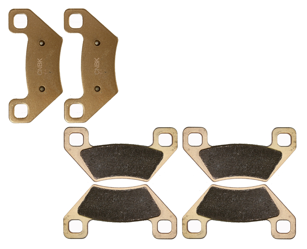 Front Brake Pads For Kymco MAXXER 450 4X4 IRS 2011 2012 2013 2014