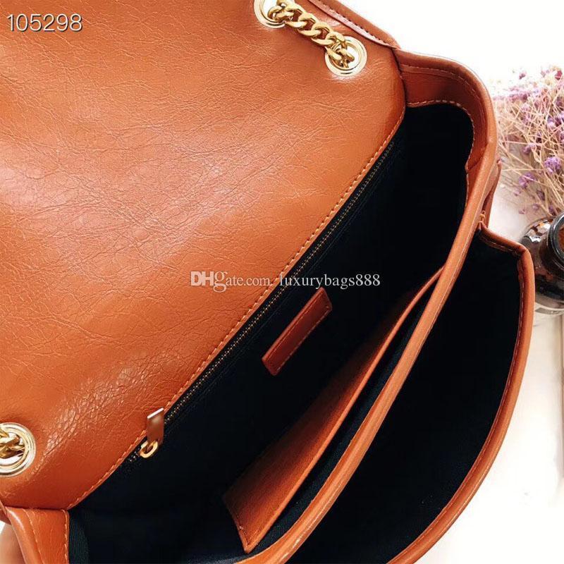 Designer handbags fashion luxury ladies large capacity chain shoulder bags women crossbody messae bag size: 28x20cm hot sale