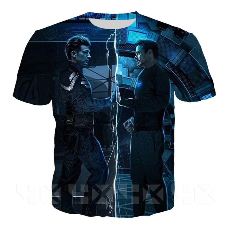 PANTERA NERA T-Shirt Maglietta Marvel Ragazzi Bambini Avengers T-SHIRTcomicbook Top