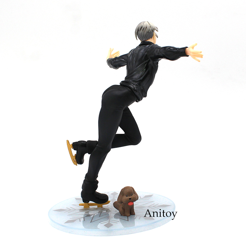 Yuri on Ice Victor Nikiforov 1/8 Scale PVC Anime Action Figure Collectible Model Toy 22cm