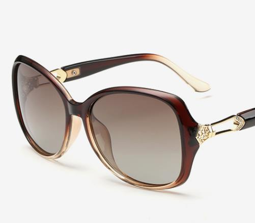Óculos de sol Nice Manufacturers Wholesale Mulheres New Polarized Sunglasses Classic Fashion