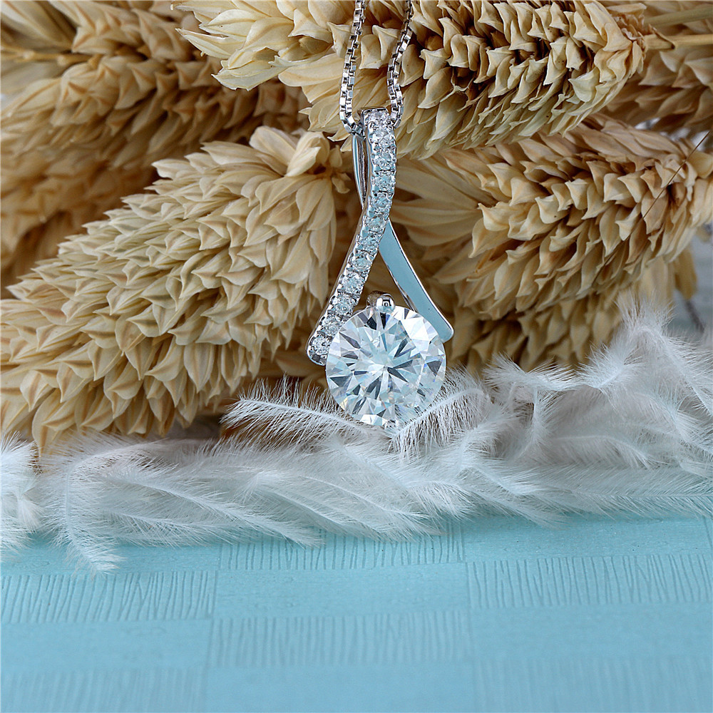 1.5ct moissanite necklace (5)