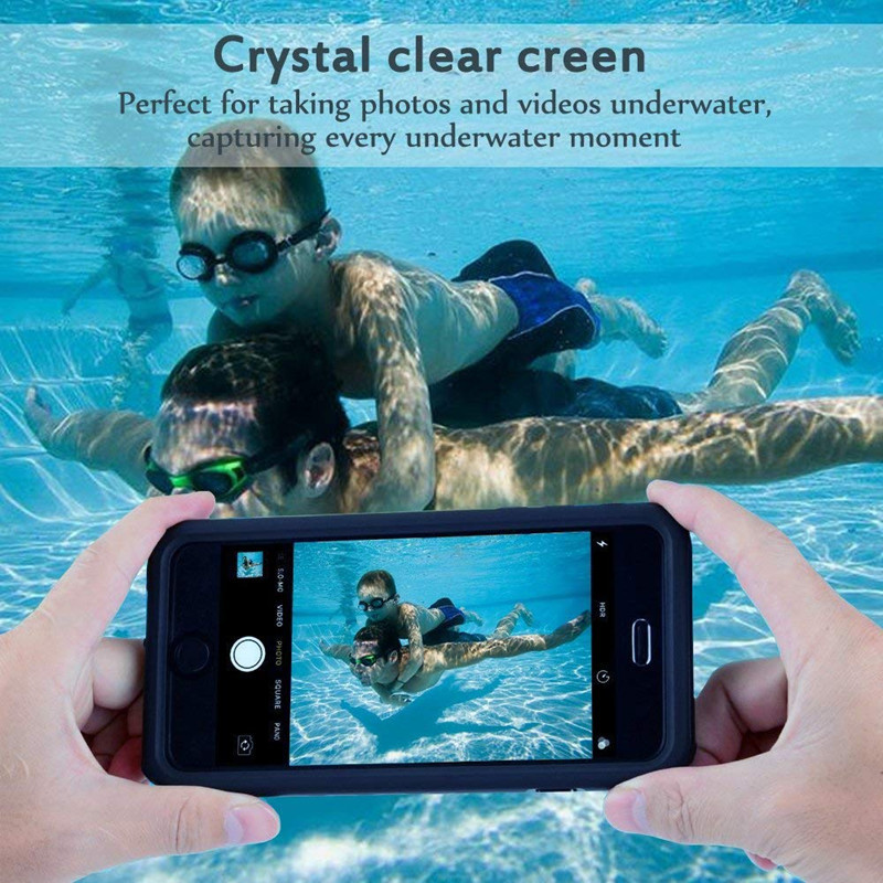 Redpepper original shockproof waterproof cases for iPhone 6 6S Plus cover shell (6)