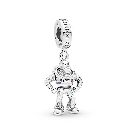CARICATURES souris Européen CZ Charm Beads Fit 925 bracelet en Argent Collier Chaîne