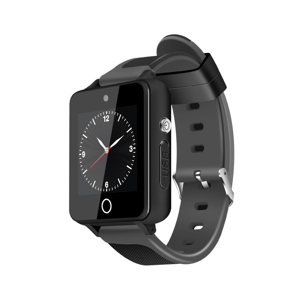 """S9 Smart Watch 1.54"""" Touch Screen Quad Core Android 5.1 GPS Wifi Camera Bluetooth 4.0 3G Watch Support SIM Card 2019"""