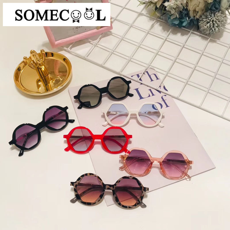 Wsunglass New lady fashion big box street sun glasses personality antique sunshade sunglasses Korean sunglasse/_4
