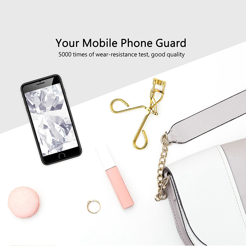 KINGXBAR for iPhone Xs Max Glass Full Protection for iPhone Xs Tempered Glass Screen Protector for iPhone Xs Max Protector Film (8)