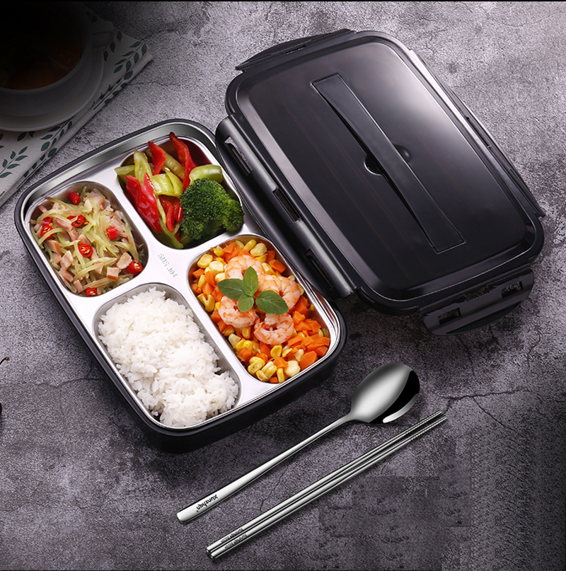 Stainless steel lunch box20