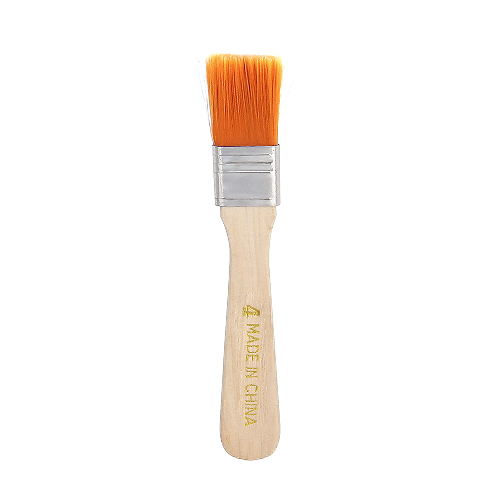 Nylon Hair Painting Brush Oil Watercolor Water Powder Propylene Acrylic Differeent Size Paint Brushes School Art Supply Y19061804