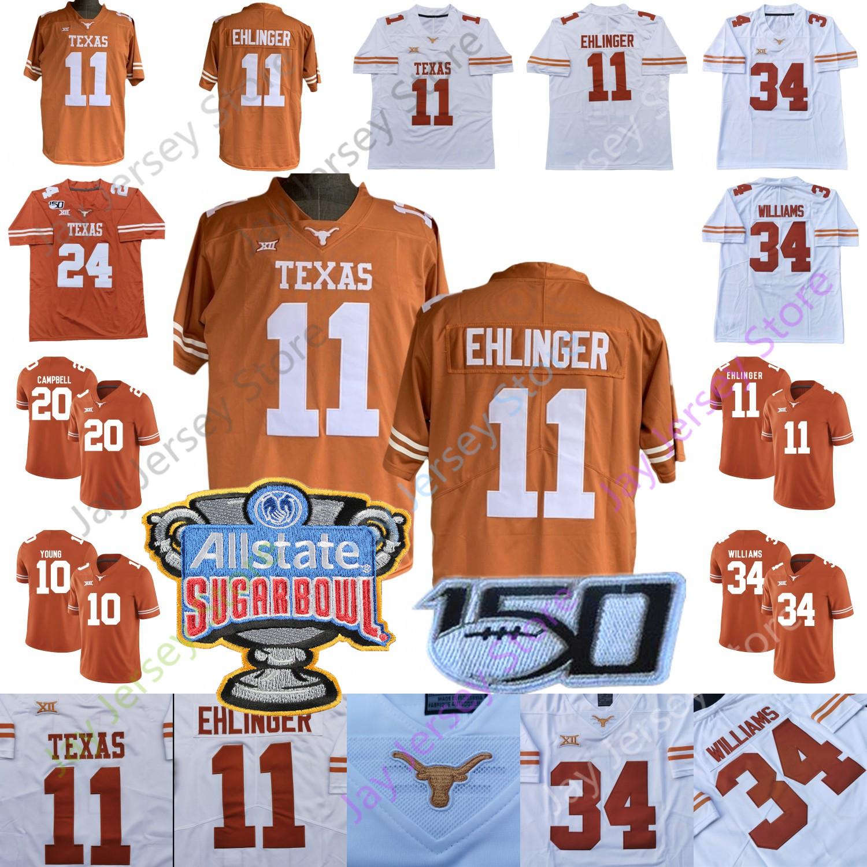 # 7 fútbol de cuernos largos de texas