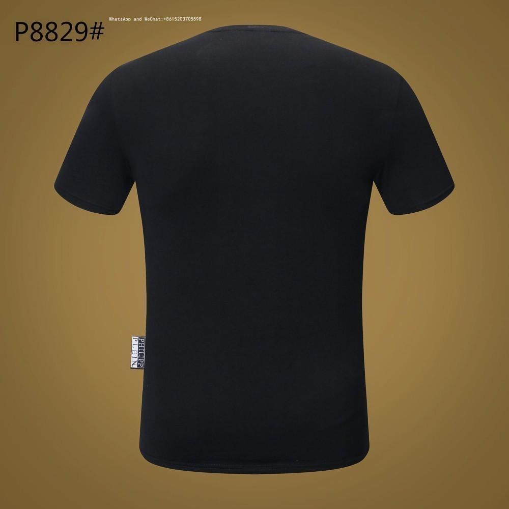 2019 T-shirt da uomo uomo T-shirt Nuovo prodotto Estate Moda bavero manica corta Abbigliamento sportivo magliette marche 0305