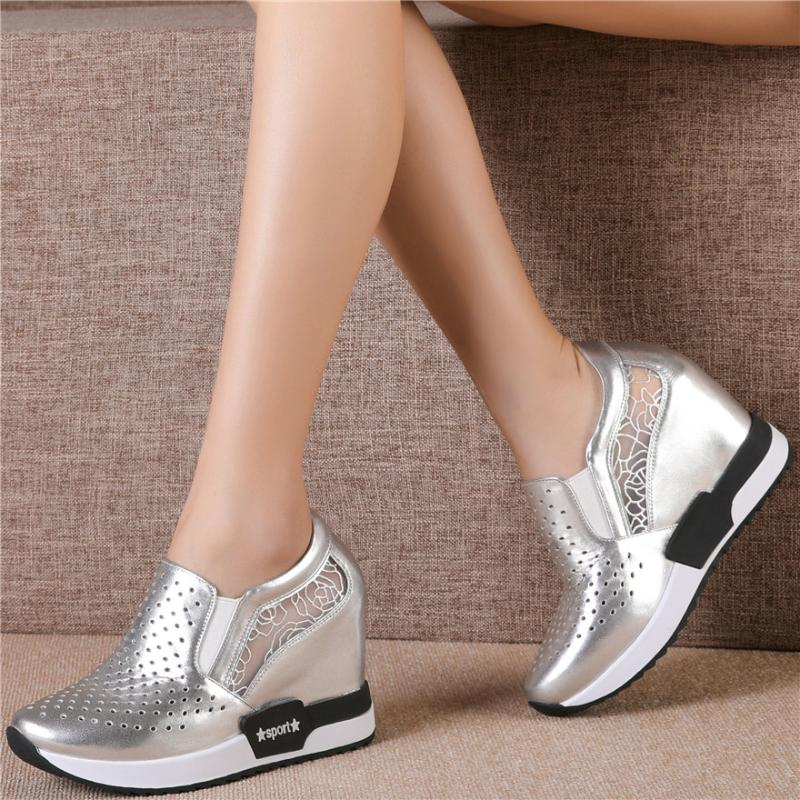 High Heel Sports Shoes Wedges Online