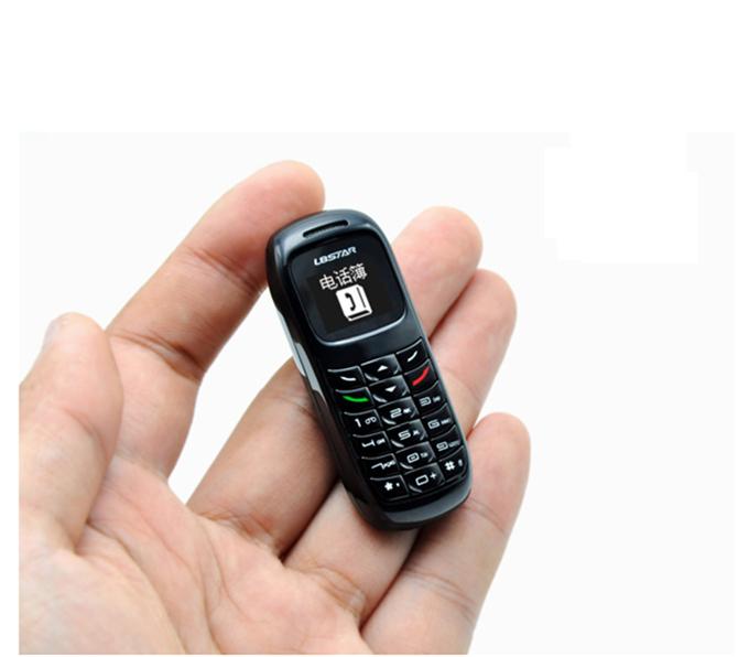 "GT STAR GTStar BM70 0.66 "" 300mAh Magic voice Bluetooth headset BT dialer pocket Unlocked Student cellphone"