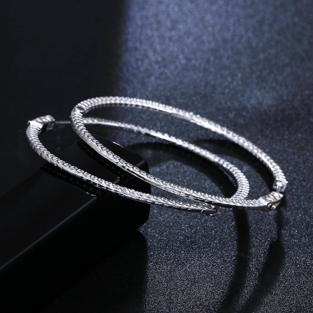 big silver hoop earrings (1)