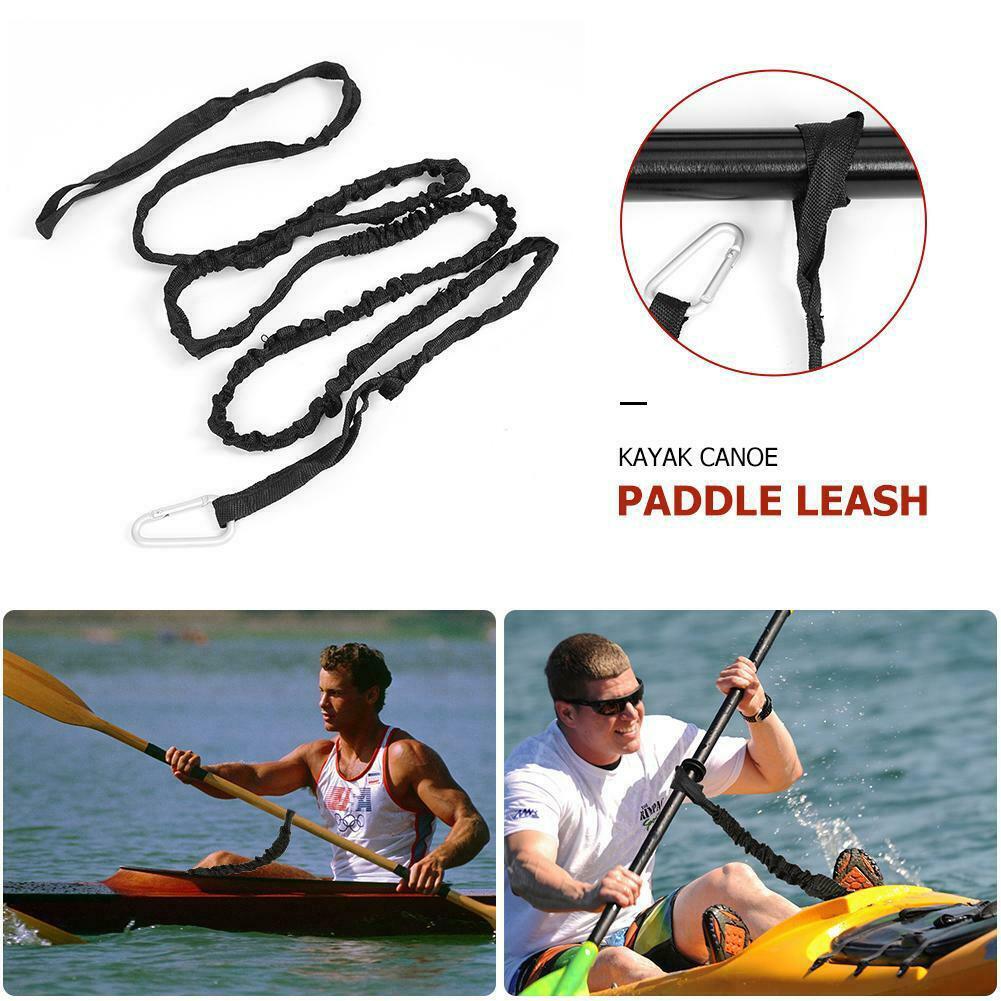 2x Strong Nylon Kayak Canoe Boat Paddle Holder Mount Clips Rod Keeper Clip
