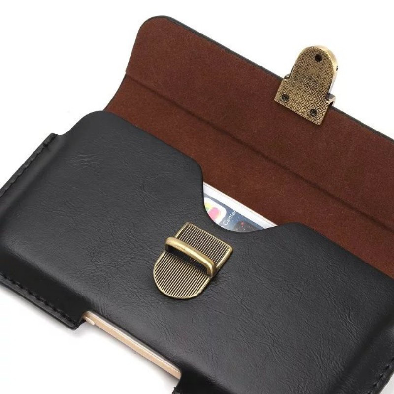 Genuine Leather Pouch Case (25)