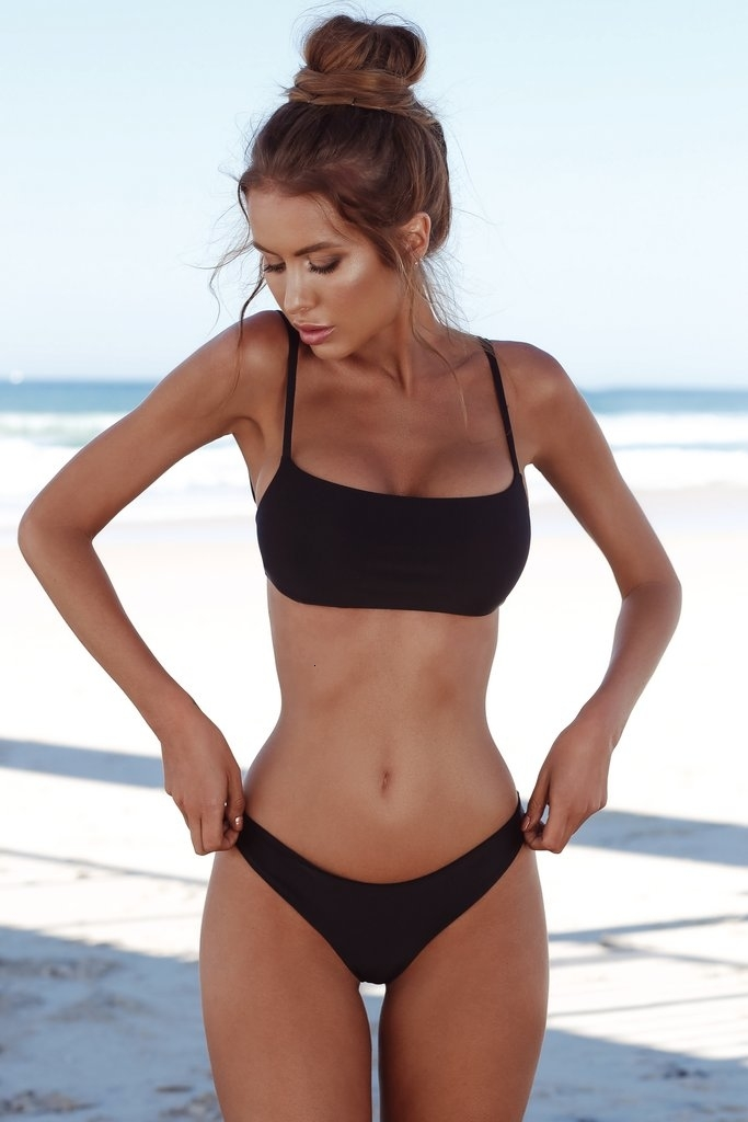 Hot Low Waist Bikini Push Up Swimwear Swimming Bathing Suit Women Brazilian Bikini Thong Swimsuit Female Suit For Women