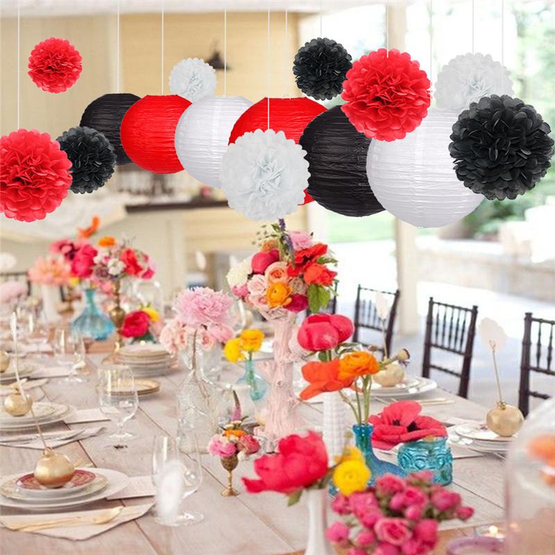 15pcs party decoration 4
