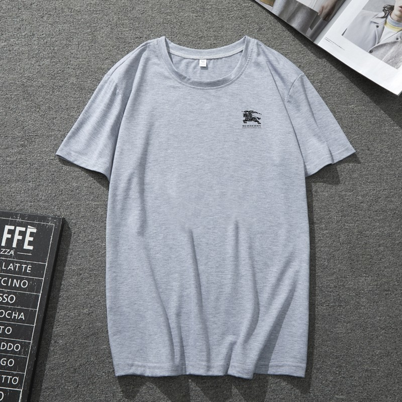 PromotionMen's casual sports 2019 new breathable organic cotton round neck mens t-shirt fashion custom men t shirt shirts for