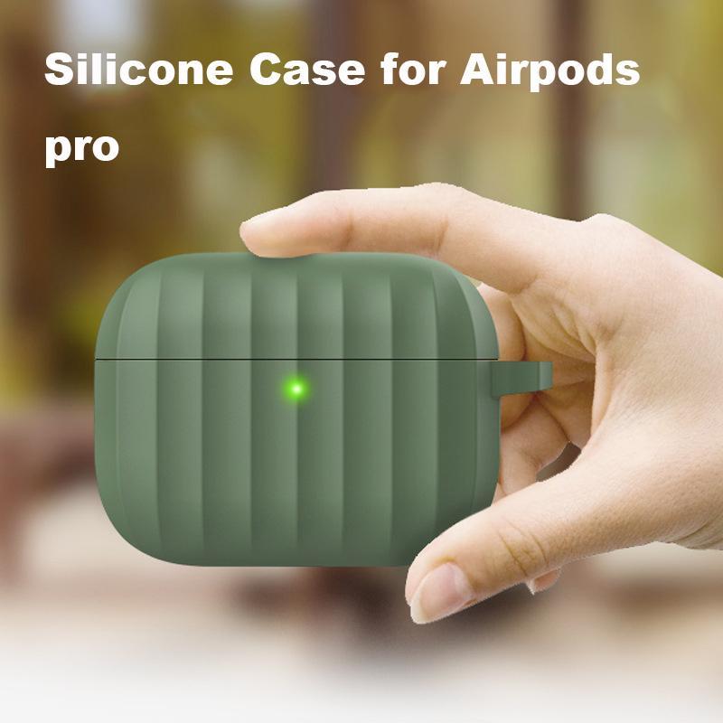 E7599-Silicone Case for Airpods Pro-2