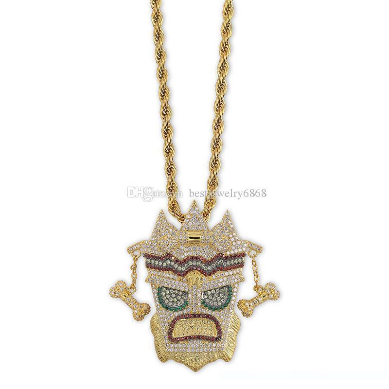 8pcs Drama Mask Charm silver tone Joy and Pain face charm pendant 11x16mm