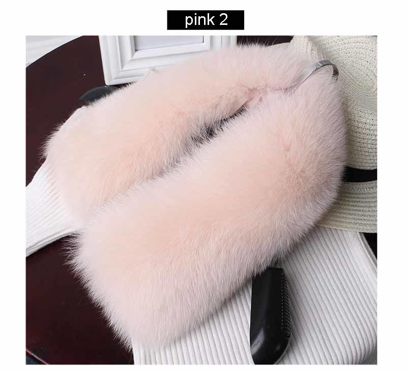 fox fur collar pink2 1