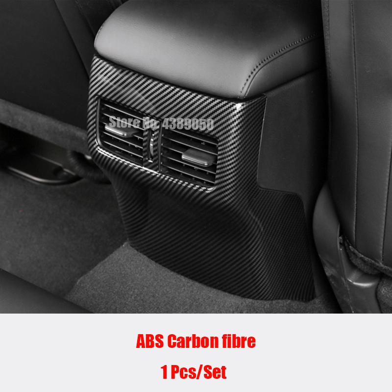 Per Vitara 2015-2019 ABS opaco interno anteriore un pilastro copertura decorativa Trim 2pcs Car Stytle accessori