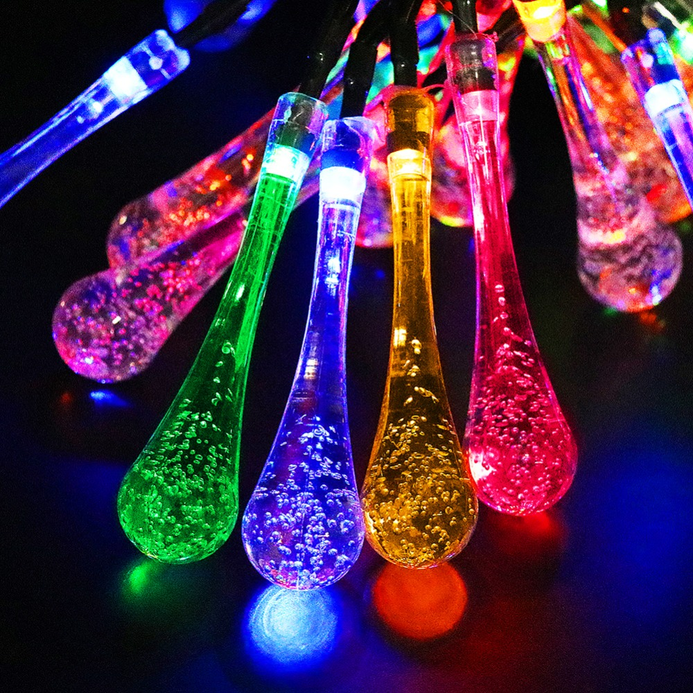 Raindrop-Solar-Lights-Night-Fairy-Light-Xmas-Lamp-Holiday-Outdoor-Led-String-Lights-For-Christmas-Party