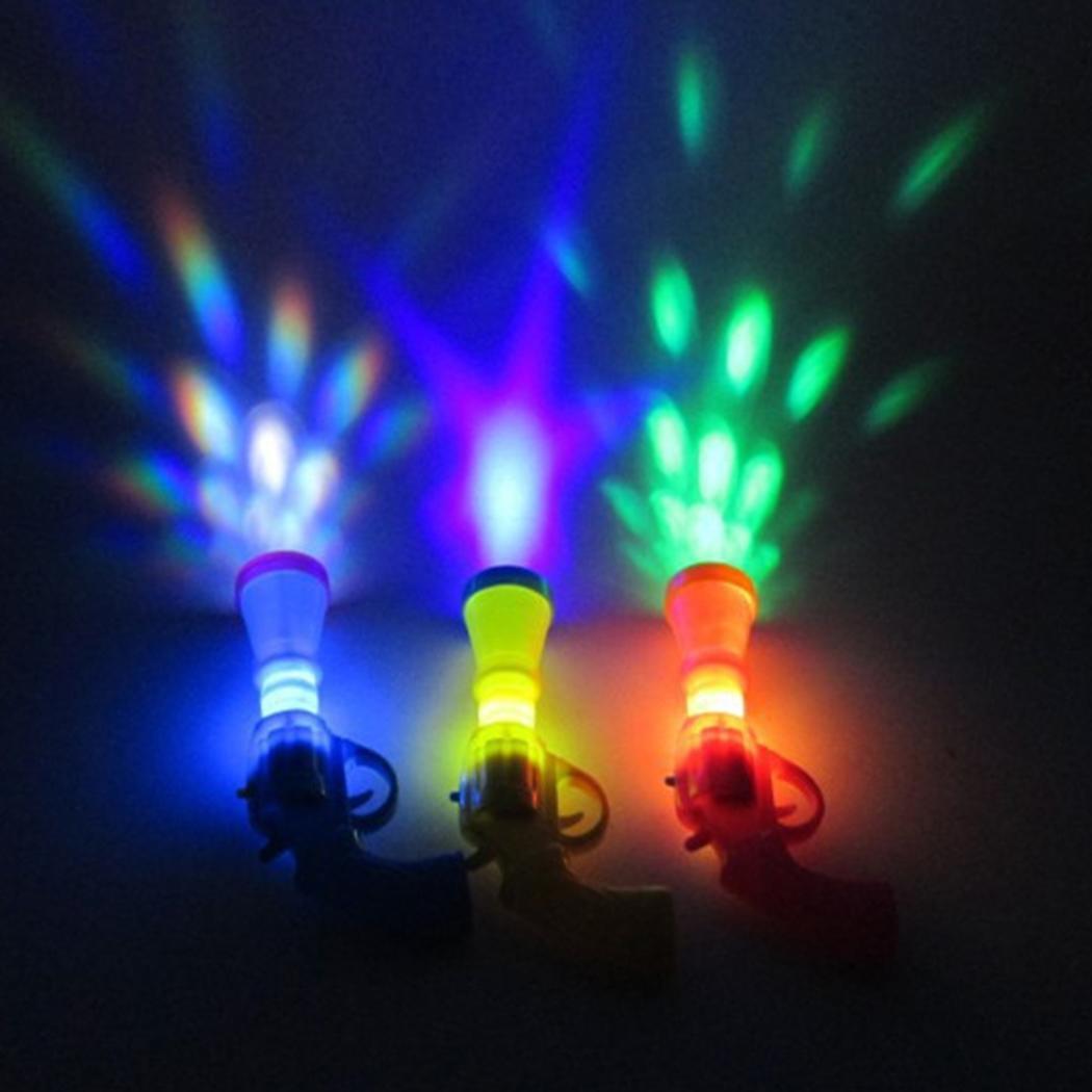 Children Kids Toy Guns Mini Plastic Projection Shadow Light Toys Fashion New Toys & Games