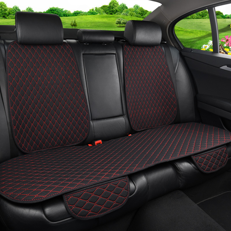 Mitsubishi Outlander 2007-2013 Fully Tailored Black Carpet Car Mats