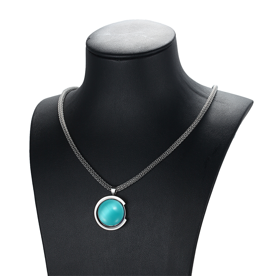 green necklace for women (9)