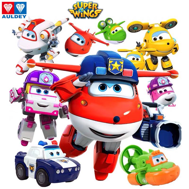 Transformers /& Robots Transforming Spielzeug Mini Robot Aktion Figuren Modell