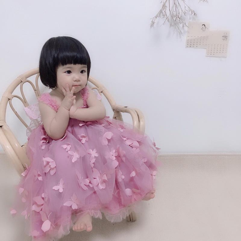 1-7-Butterfly Girl Dress