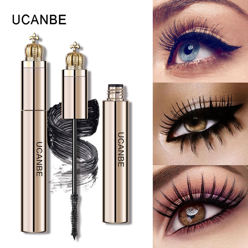 DHL-freies goldenes perfektes Wimpernvolumen-Wimperntusche-seidiges Make-up der Faser-3D wasserdichtes langlebiges Winden, das blaues Wimpern-Verlängerungs-Auge verlängert