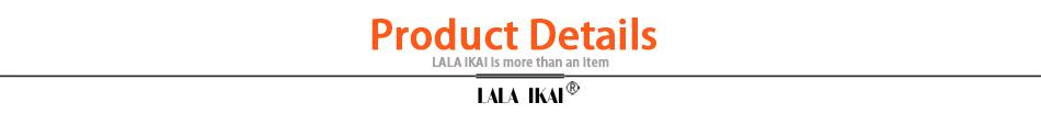 5.LALA IKAI Product Detail