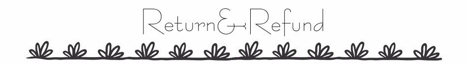 Return-rufund