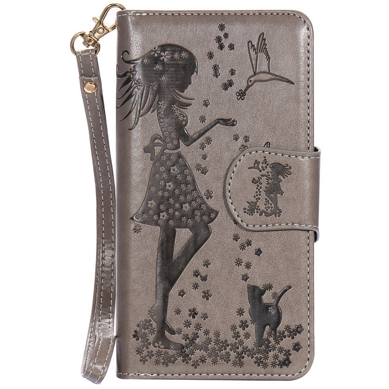 Leather wallet TPU Case For Samsung galax S8 S9 Plus S3 S4 S5 Neo S6 S7 Edge Note 8 A3 A5 J3 J5 J7 Pro Nxt Coer Prime Cell Phone