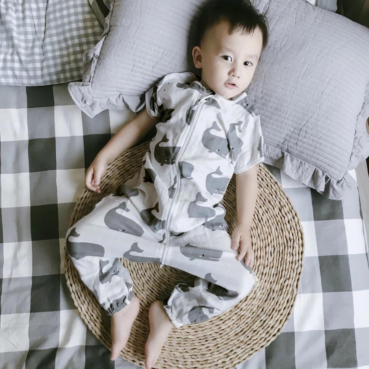 saco de dormir con piernas para niños