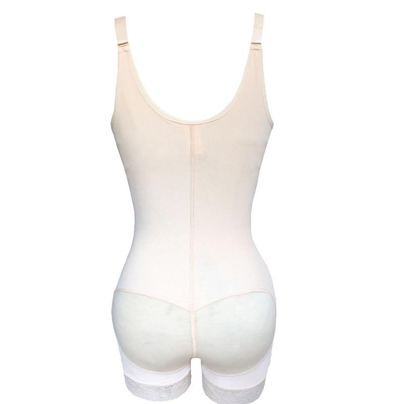 Tummy Control Underbust Bodysuit Shapewear Hot Sexy Butt Lift Shaper Women Corset Slimmer Waist Trainer Firm Plus Size S-6XL (10)