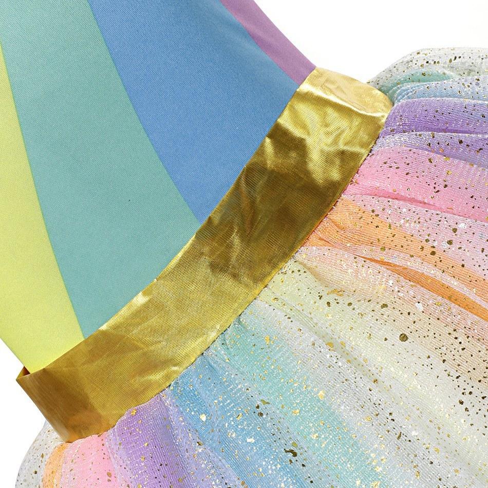 Rainbow Unicorn Dress (4)